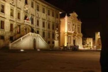 Hotel Affittacamere Delfo: Landscape PISA