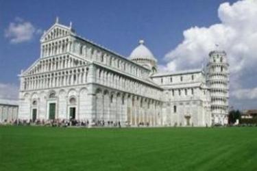 Hotel Affittacamere Delfo: Outdoor Restaurant PISA