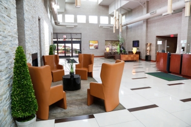 Hotel Holiday Inn Plainview-Long Island: Intérieur de l'hôtel PLAINVIEW (NY)