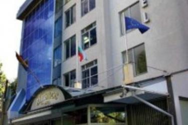 Hotel Alliance: Extérieur PLOVDIV