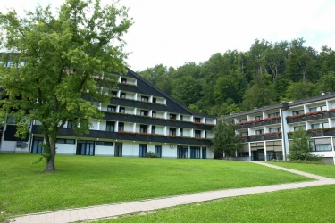 Hotel Breza: Hotel Front PODCETRTEK