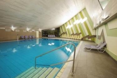 Hotel Breza: Indoor Swimmingpool PODCETRTEK