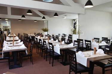 Hotel Breza: Restaurant PODCETRTEK