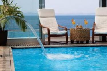 Beach Hotel Split: Indoor Swimmingpool PODSTRANA - DALMATIA
