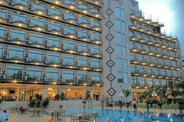 Atlantic Palace Hotel: Featured image POINTE-NOIRE