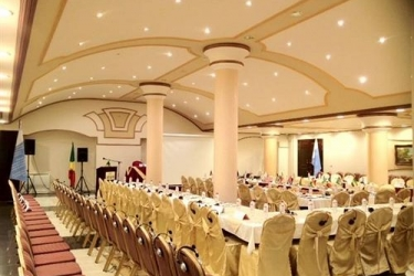 Atlantic Palace Hotel: Meeting facility POINTE-NOIRE