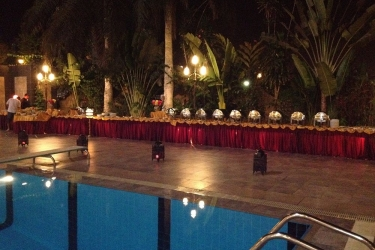 Atlantic Palace Hotel: Outdoor pool POINTE-NOIRE
