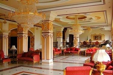 Atlantic Palace Hotel: Pool POINTE-NOIRE