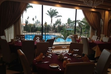 Atlantic Palace Hotel: Restaurant POINTE-NOIRE