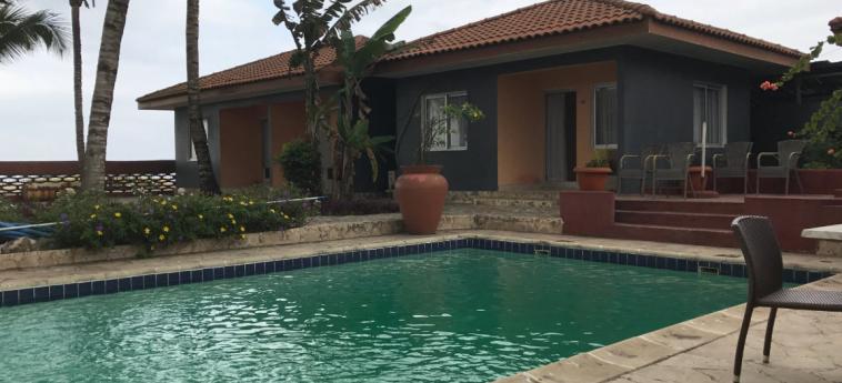 Hotel Residence Saint-Jacques Bord De Mer: Pool POINTE-NOIRE