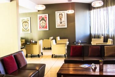 Hotel Elais: Breakfast Room POINTE-NOIRE