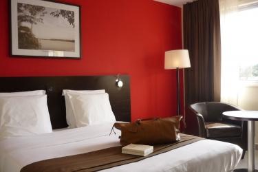 Hotel Elais: Lobby POINTE-NOIRE