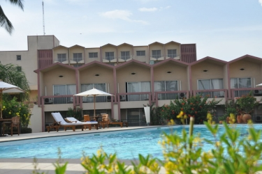 Hotel Elais: Relax Room POINTE-NOIRE