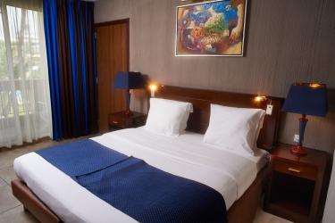 Hotel Elais: Room - Double POINTE-NOIRE