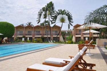 Hotel Elais: Sea POINTE-NOIRE