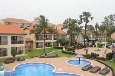 Hotel Palm Beach: Apartment Giunone POINTE-NOIRE