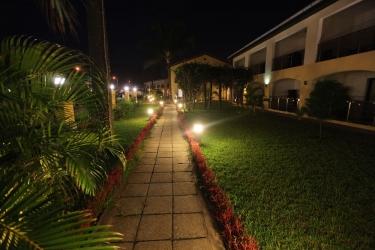 Hotel Palm Beach: Apartment POINTE-NOIRE