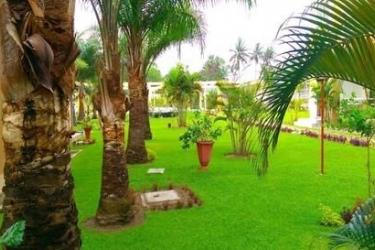 Hotel Palm Beach: Beauty Center POINTE-NOIRE