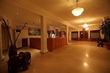 Hotel Palm Beach: Bungalow POINTE-NOIRE
