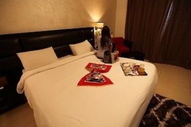 Hotel Palm Beach: Camera Vista Mare POINTE-NOIRE