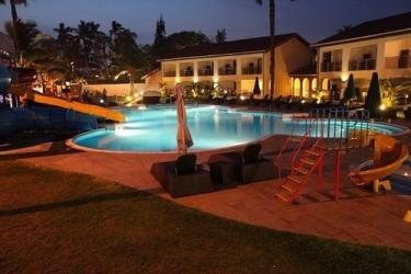 Hotel Palm Beach: Chalet POINTE-NOIRE