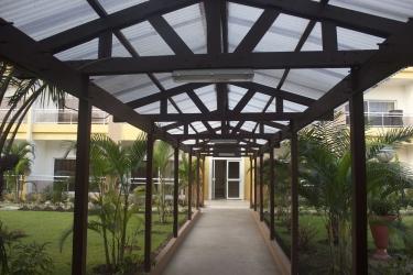 Hotel Palm Beach: Exterior POINTE-NOIRE