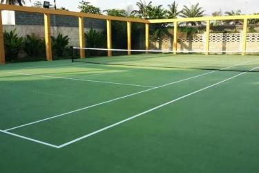 Hotel Palm Beach: Recreation Ground POINTE-NOIRE