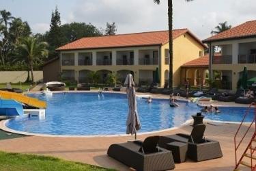 Hotel Palm Beach: Room - Club Twin POINTE-NOIRE
