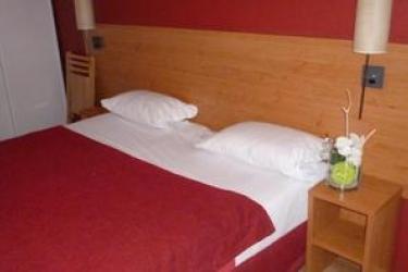 Hotel Sejours & Affaires Poitiers Lamartine : Doppelzimmer POITIERS