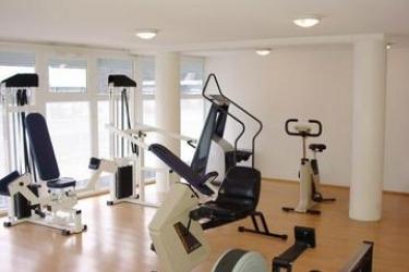Hotel Sejours & Affaires Poitiers Lamartine : Fitnesscenter POITIERS