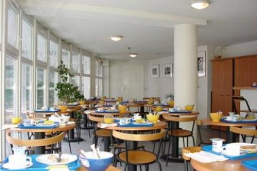 Hotel Sejours & Affaires Poitiers Lamartine : Frühstücksraum POITIERS