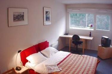 Hotel Sejours & Affaires Poitiers Lamartine : Schlafzimmer POITIERS