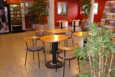 Hotel Sejours & Affaires Poitiers Lamartine : Hall POITIERS