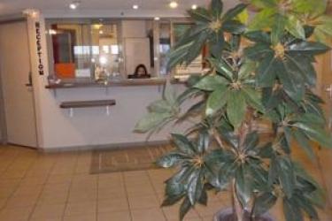 Hotel Sejours & Affaires Poitiers Lamartine : Reception POITIERS