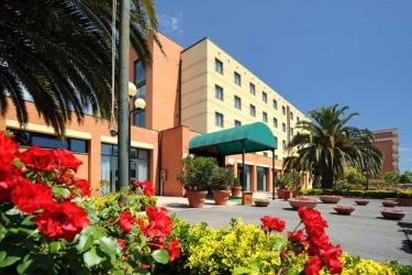 Meditur Hotel Pomezia: Extérieur POMEZIA - ROME