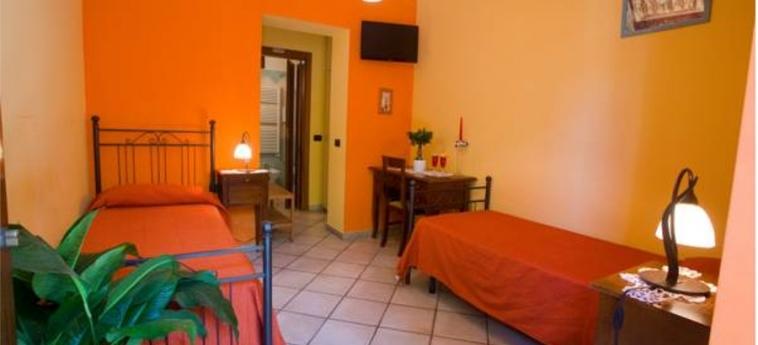 Hotel Pace: Habitaciòn Gemela POMPEI - NAPOLES