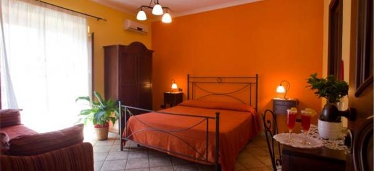 Hotel Pace: Habitación POMPEI - NAPOLES