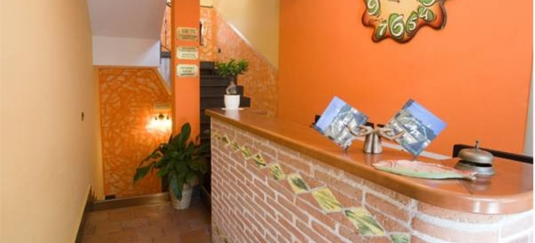 Hotel Pace: Reception POMPEI - NAPOLES