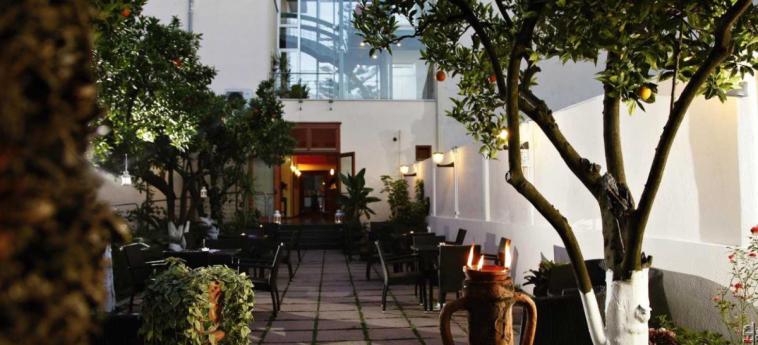 Hotel Diana Pompei: Dettaglio dell'hotel POMPEI - NAPOLI