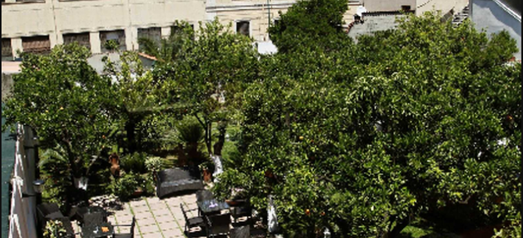 Hotel Diana Pompei: Esterno POMPEI - NAPOLI