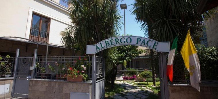 Hotel Pace: Außen POMPEI - NEAPEL