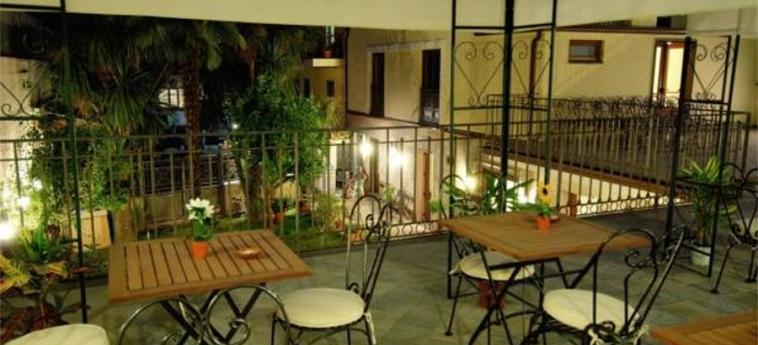 Hotel Pace: Bar POMPEI - NEAPEL