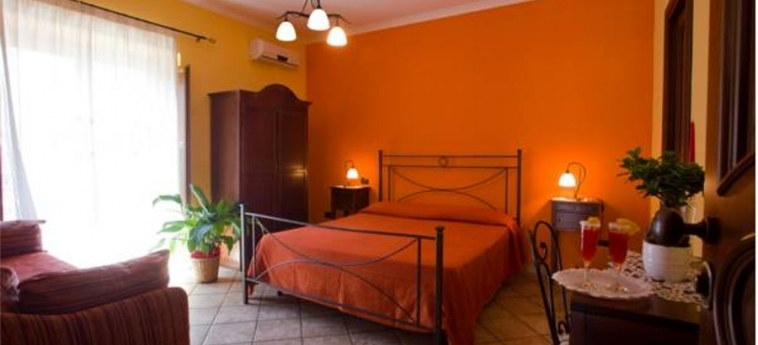 Hotel Pace: Schlafzimmer POMPEI - NEAPEL