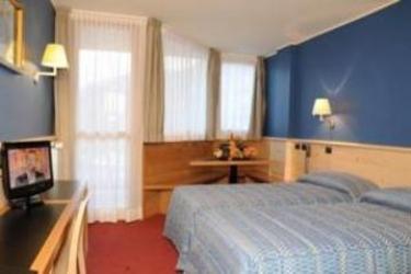 Hotel Garni Pegrà: Lobby PONTE DI LEGNO - BRESCIA