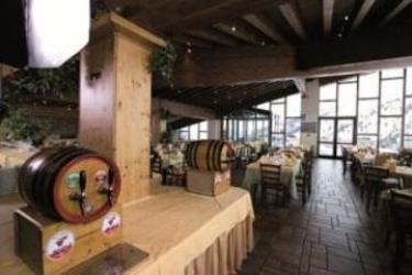 Hotel Piandineve: Ristorante PONTE DI LEGNO - BRESCIA