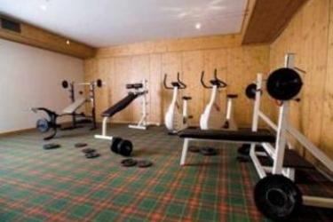 Hotel Piandineve: Gym PONTE DI LEGNO - BRESCIA