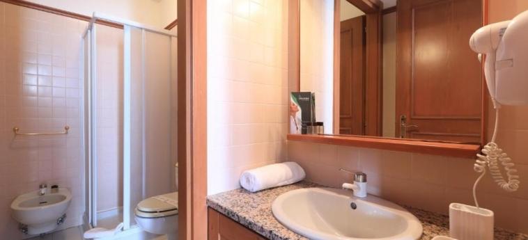 Hotel Palace Ponte Di Legno: Badezimmer PONTE DI LEGNO - BRESCIA