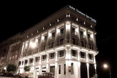 Hotel Bienestar Moaña: Extérieur PONTEVEDRA