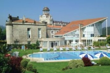 Hotel Balneario De Mondariz: Esterno PONTEVEDRA
