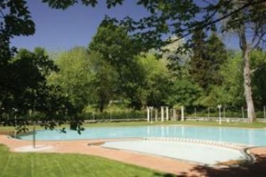 Hotel Balneario De Mondariz: Piscina Esterna PONTEVEDRA